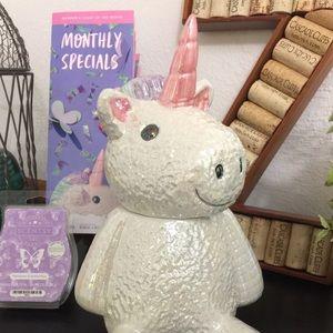 Scentsy Other - Brand New Unicorn Scentsy Wax Warmer